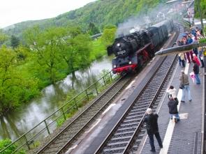 01 Der erste Zug